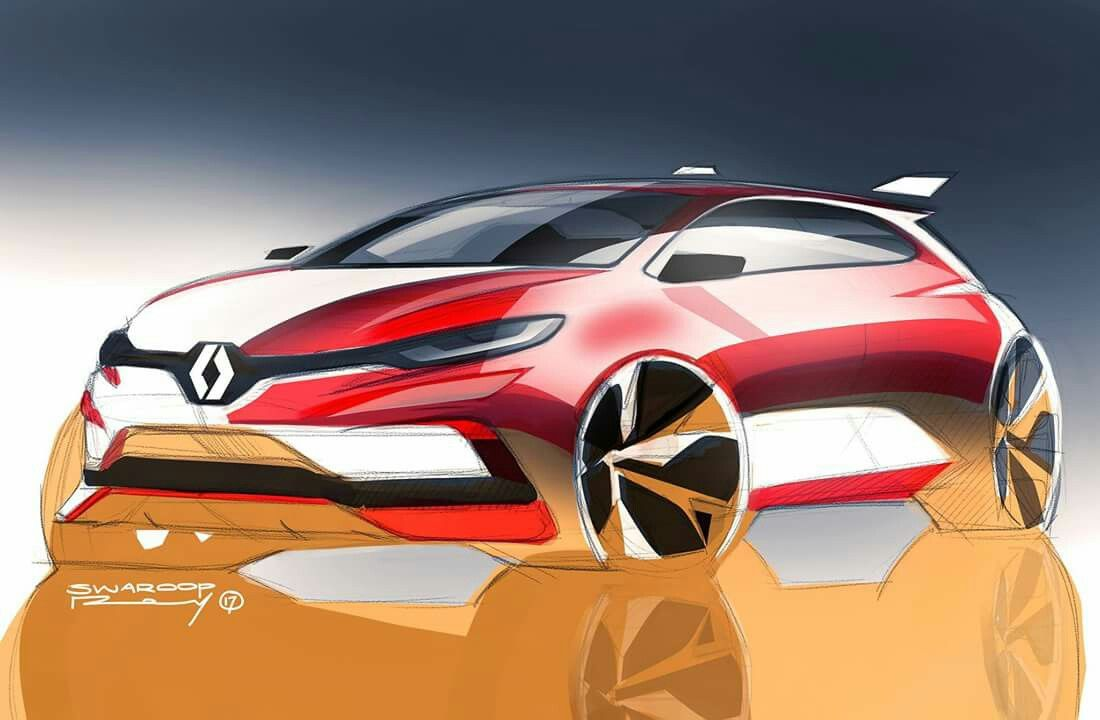 Swaroop roy bikes cars car design sketch car sketch et automotive design - Croquis voiture ...