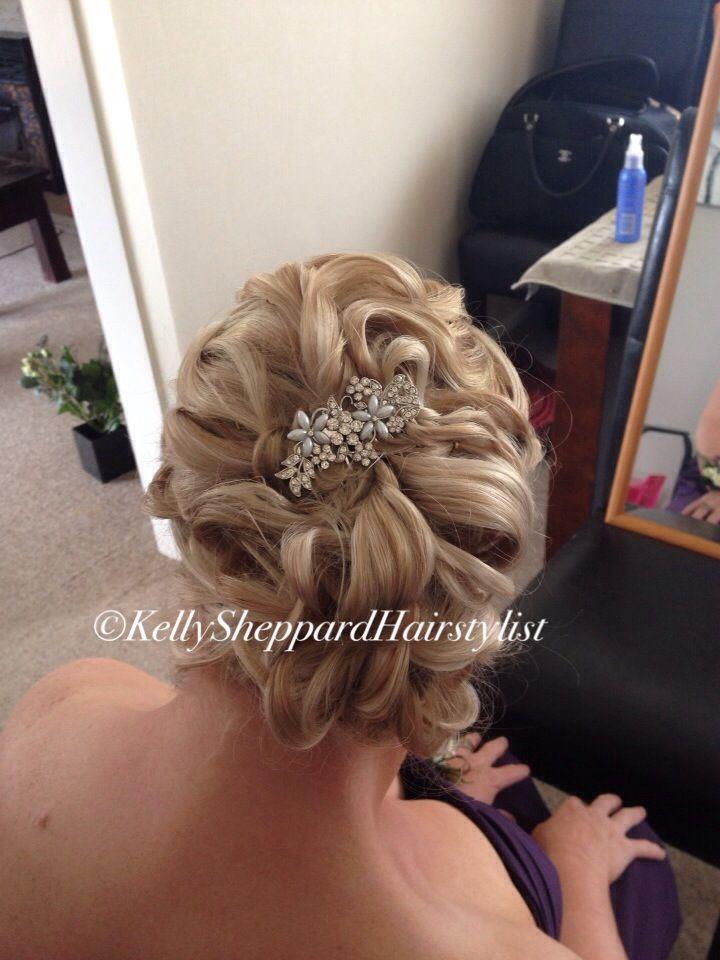 some of my wedding work :-) https://www.facebook.com/KSHairstylist