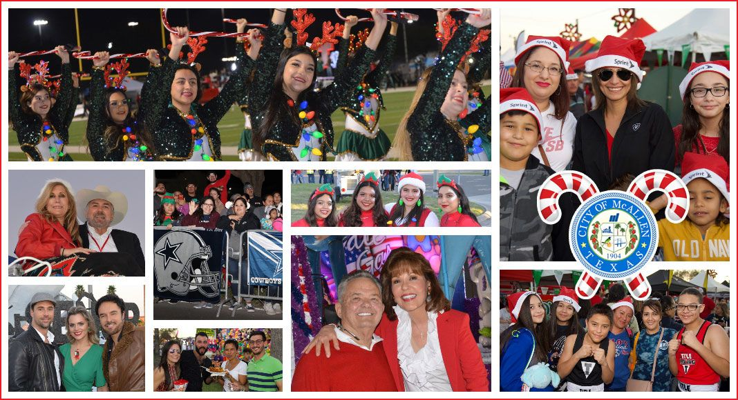 Texas City Christmas Parade 2020 The 2019 McAllen Holiday Parade, by H E B Brought Thousands of