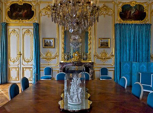 Salle à Manger Des Porcelaines French Interiors French Style