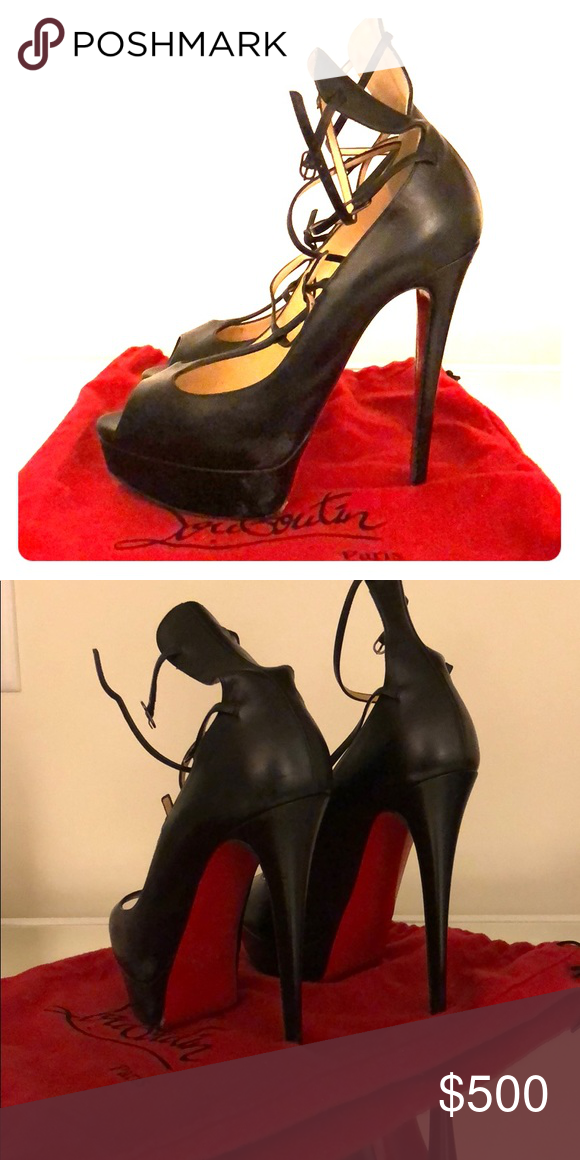 high fashion first look discount sale Louboutin Sky high Christian Louboutin Heels! These are the real ...
