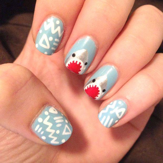 instagram inspired nail art