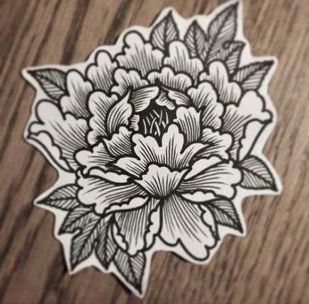 Photo of 27 meilleures idées pour le tatouage de fleurs pivoine traditionnelle