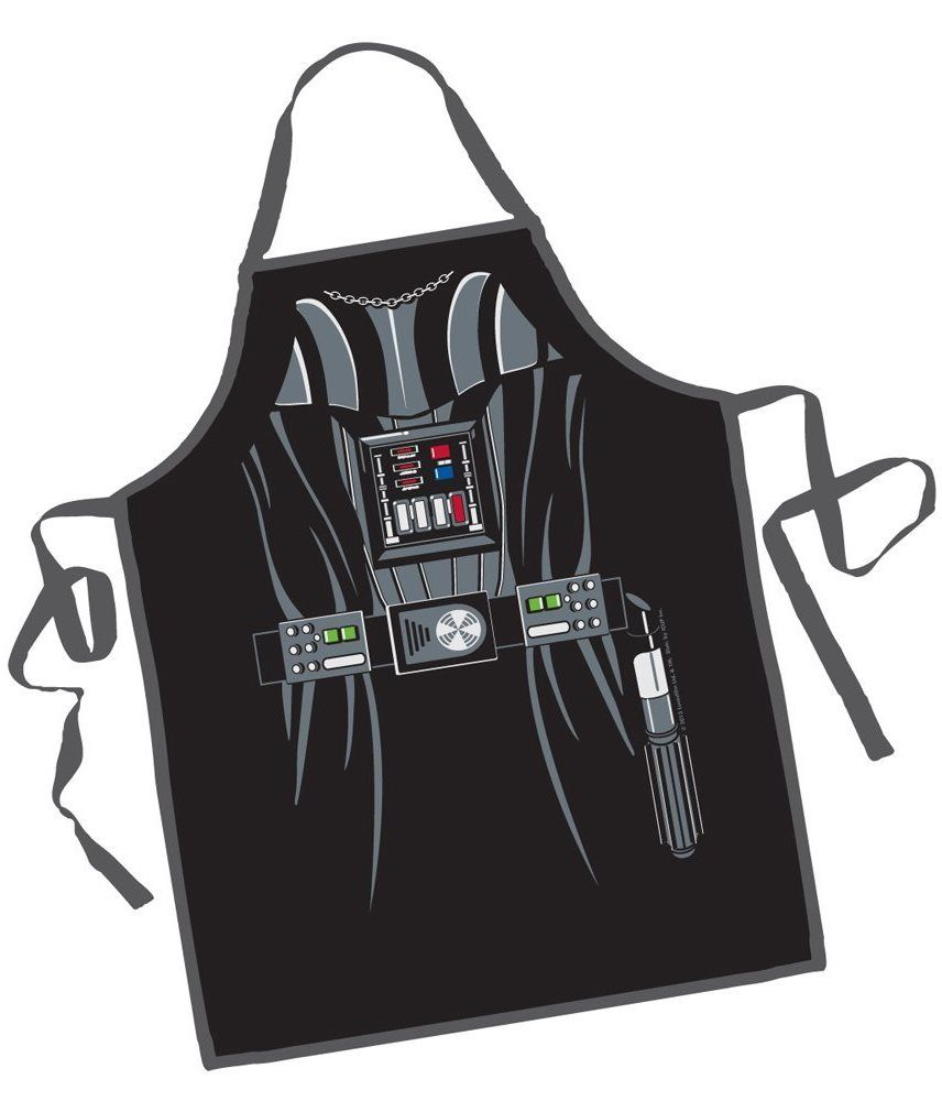 MOVIE GIFTS FOR MEN  How about a Star Wars Darth Vader themed apron  It s  perfect for my young adult sons and for my husband. It s also available  with oven ... fd1b9690b