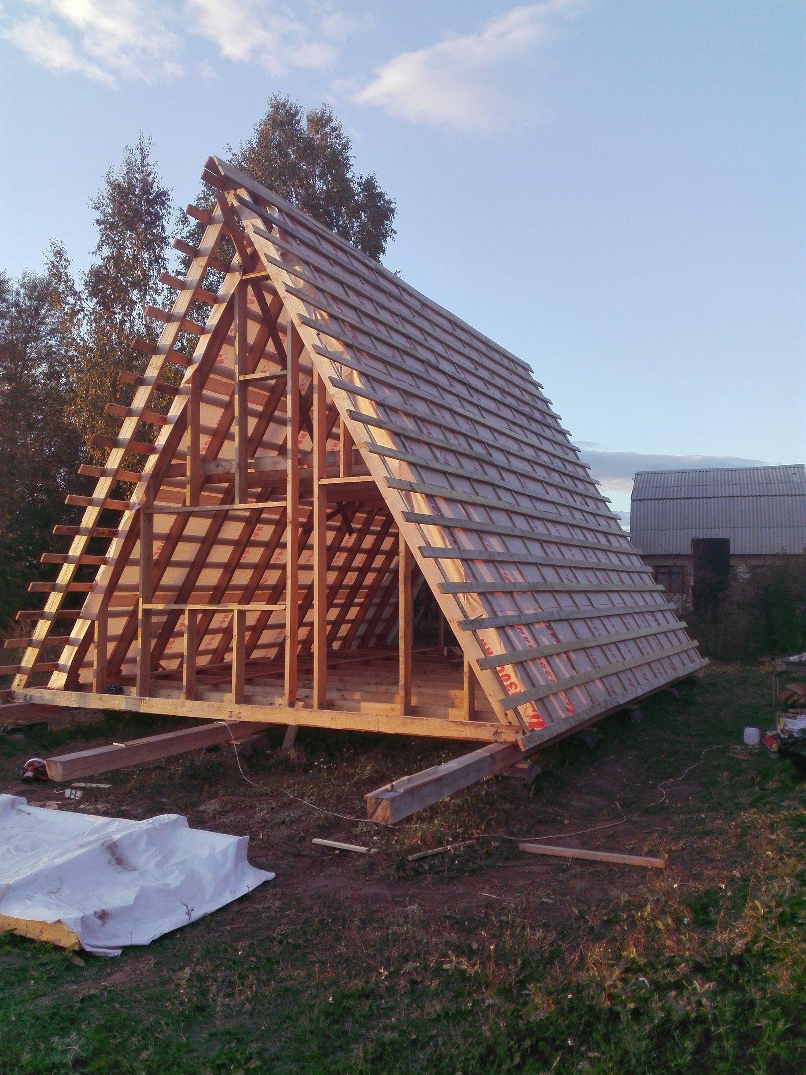 A-Frame Cabin Plans Dolores