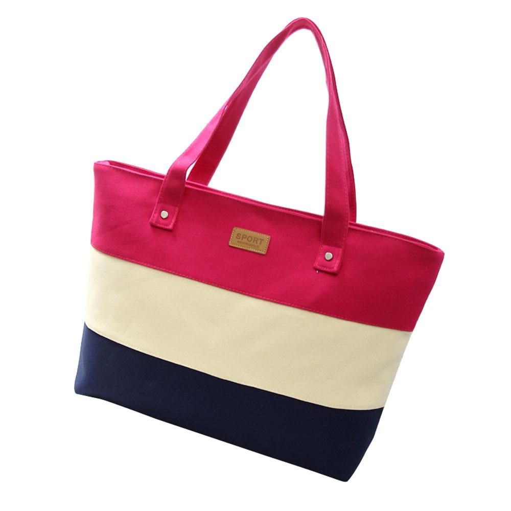 NEW Stripe Design Beach Bag (Multiple Designs)  60bafe411dd79