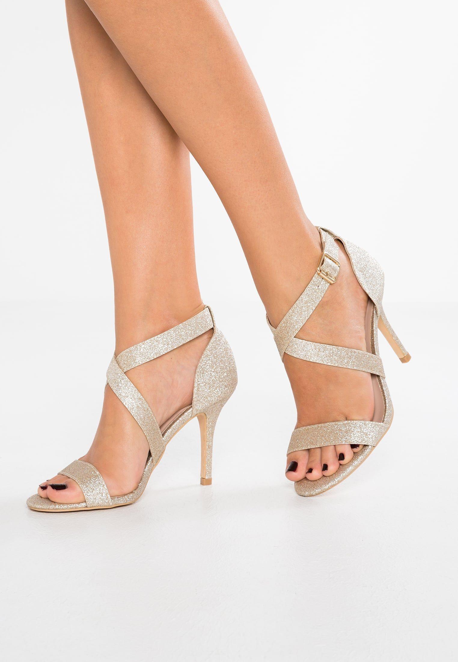 73860bd4 Zapatos de mujer. Dorothy Perkins SANDRINE - Sandalias - gold - Zalando.es