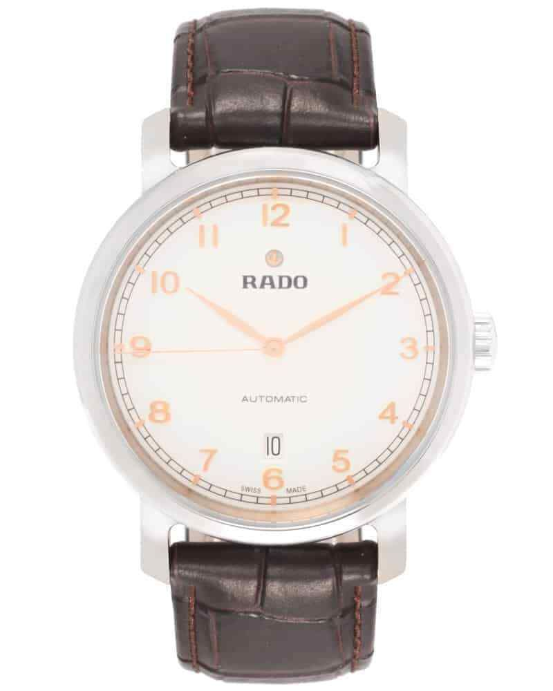 e4f327d13 Rado Diamaster Xl Date Stainless Steel Automatic Men's Watch R14077136,  $1,800