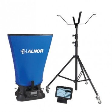 Tsi Alnor Ebt731 Sta Balometer Kit With Stand And Preloaded