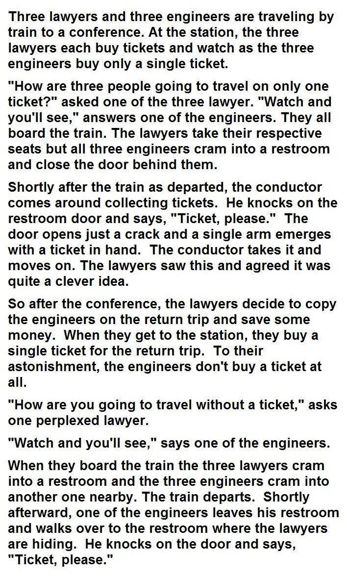 Lawyer Vs Engineer Short Jokes Funny Short Humor Short Jokes
