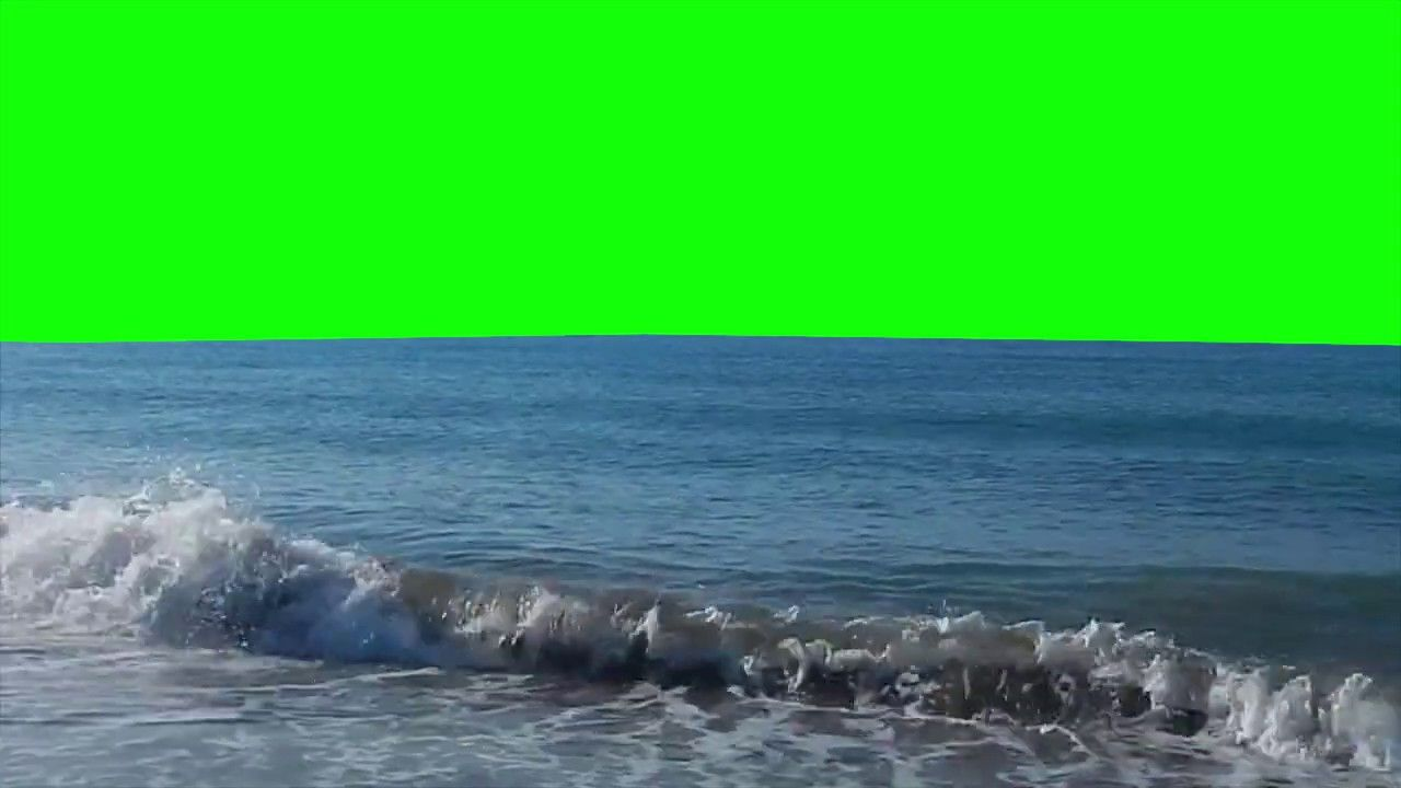 Hd 1080p Beautiful Sea Video Free Sea Beach Green Screen Backgrounds In 2020 Green Screen Backgrounds Green Screen Video Backgrounds Green Background Video