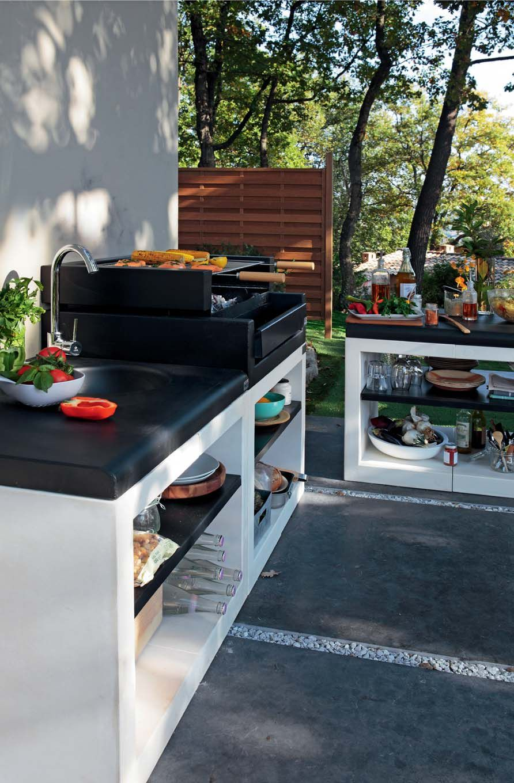 Barbecue in terrazza | terrazza | Pinterest | Barbecues, Cabana ...