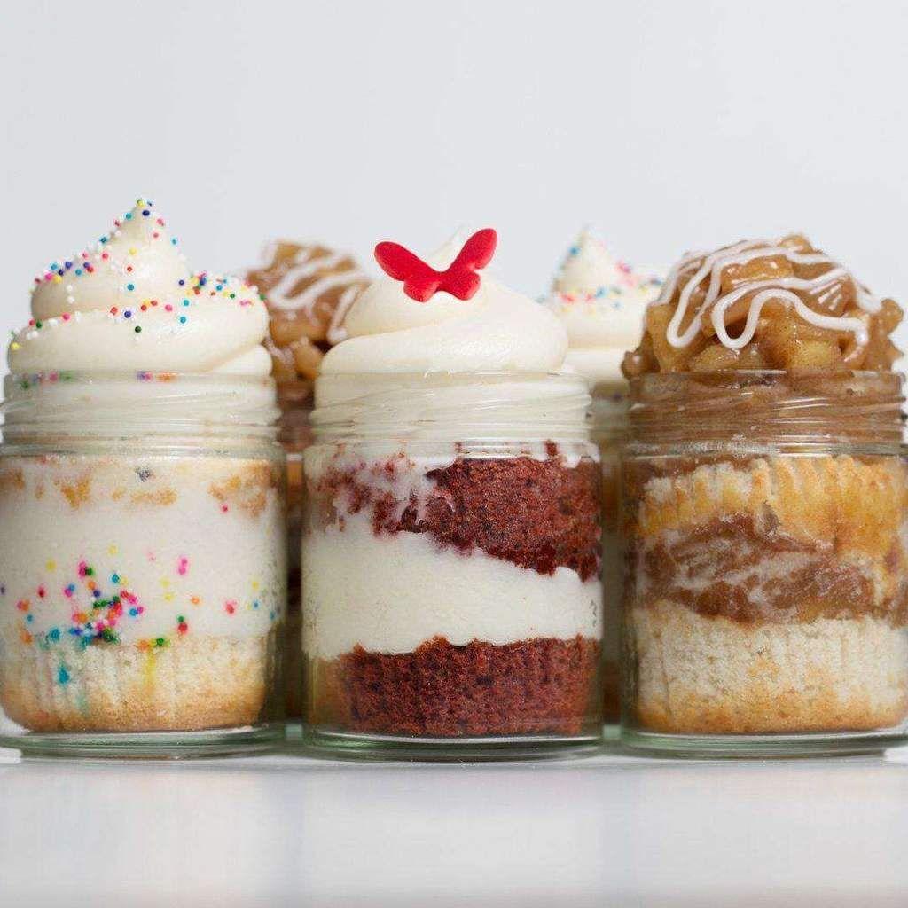 Cake Jars Set Of 9 Savoury Cake Mini Cakes Cake Recipes