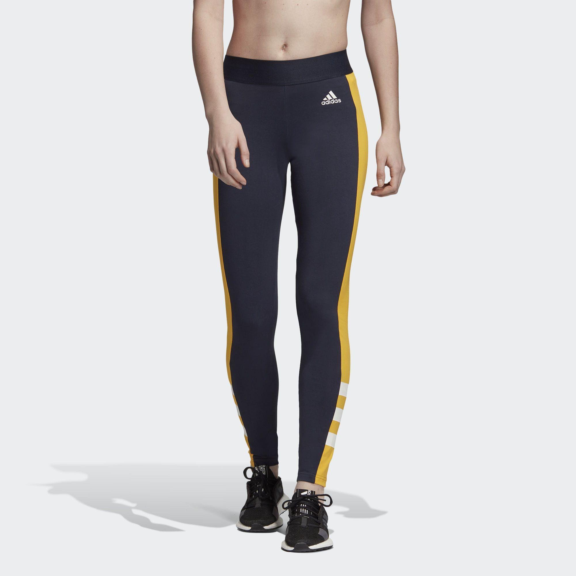 ADIDAS PERFORMANCE Leggings 'Sport ID' Damen, Ultramarinblau