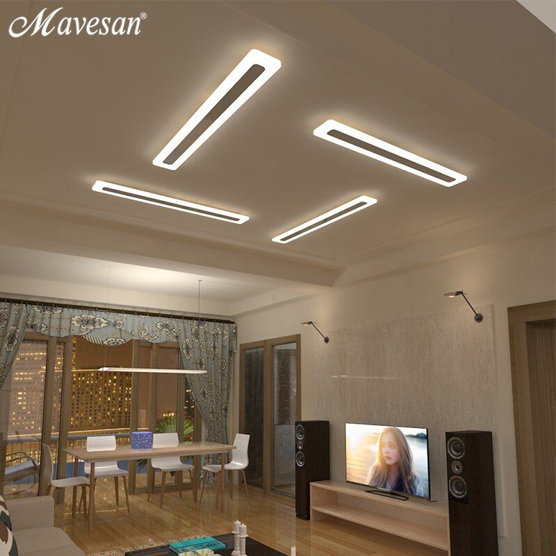 Cheap Acrylic Hallway Led Ceiling Lights For Living Room Plafond