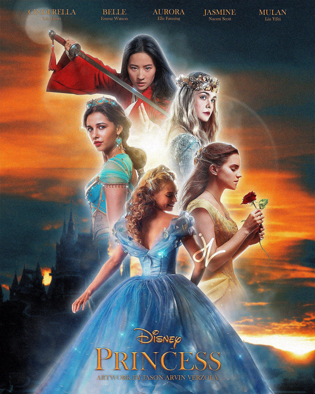 Disneys liveaction princesses lily james as cinderella