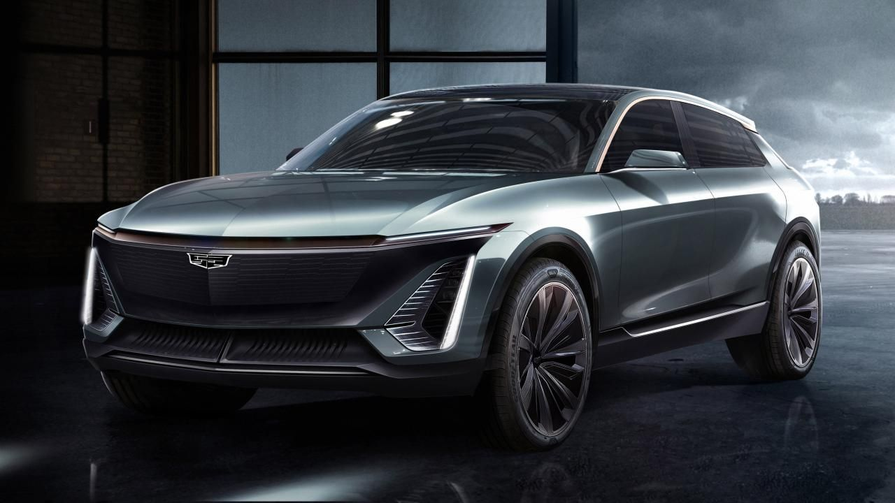 This Is Cadillacs First Fully Electric Car Top Gear This Is Cadillacs First Fully Electric Cartop Gear G Electric Cars All Electric Cars Electric Crossover