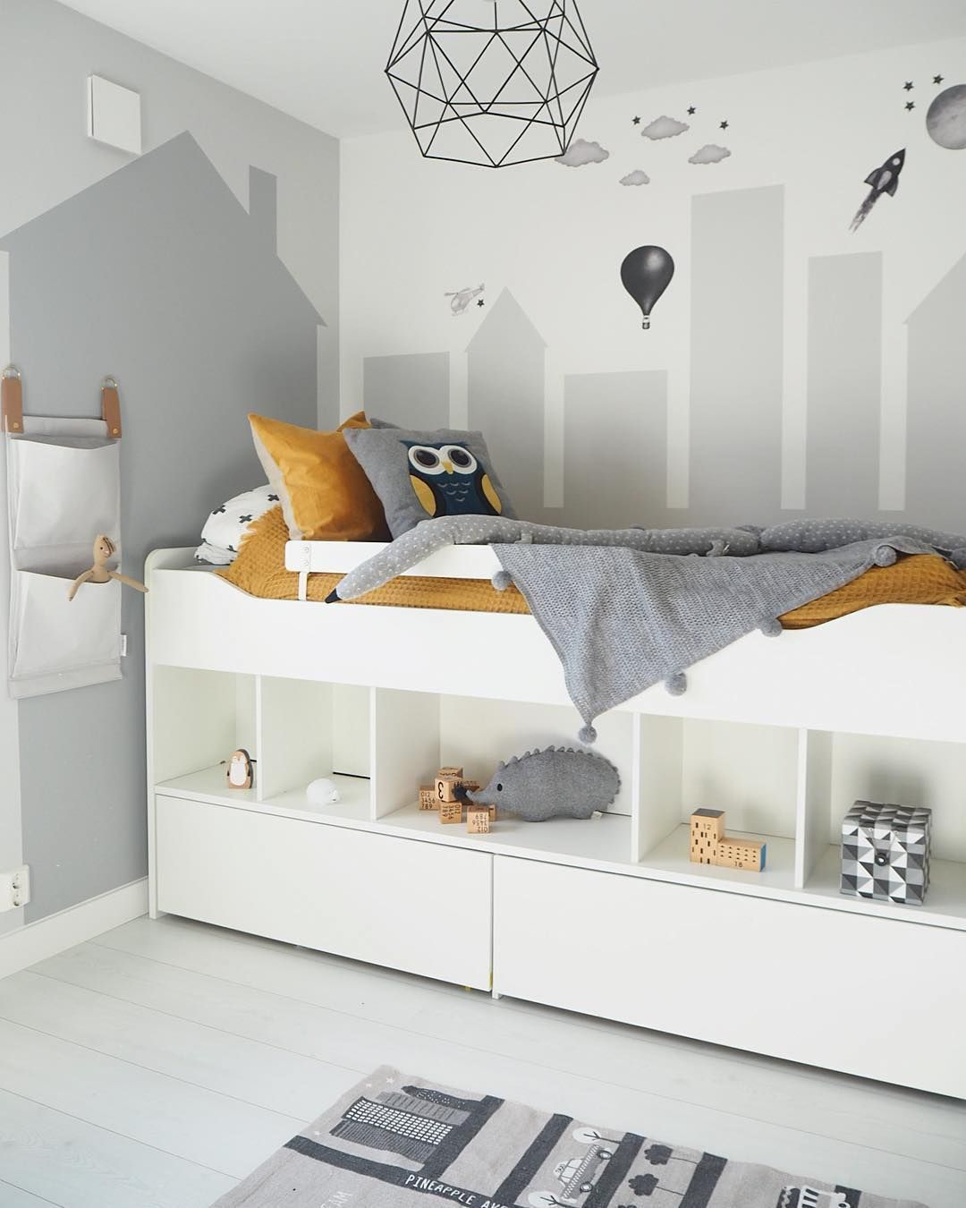 Smart Beds For Small Rooms Smart Designs For Small Homes On Instagram Beautiful
