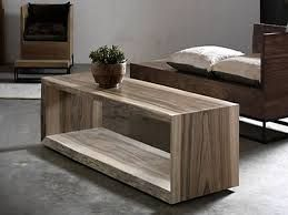 Delicieux Long Narrow Coffee Table: Low Long Coffee Table