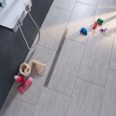 carrelage gris clair ou anthracite on