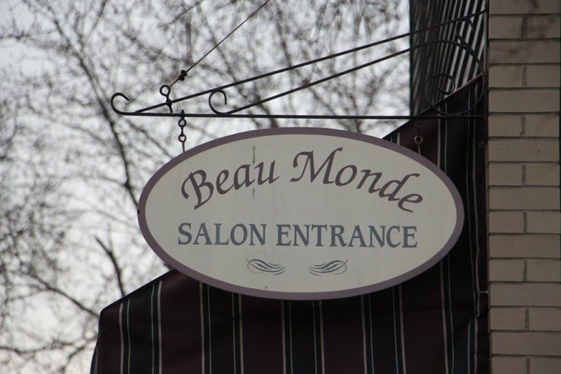 Beau Monde Hair Design In Collingswood Nj Is Now Featured In Google Business View Click Through Any Of The Images To See Hair Designs Spa Salon Collingswood