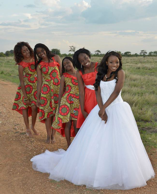 An Elephant Entrance And More At This Wedding In Zimbabwe African Bride African Wedding Dress African Wedding