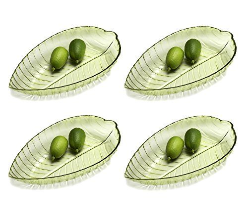Oval Leaf Shaped 12 inches Acrylic Plastic BPA Free Serving Plate Candy Snack Dish Bowl Clear  sc 1 st  Pinterest & Oval Leaf Shaped 12 inches Acrylic Plastic BPA Free Serving Plate ...
