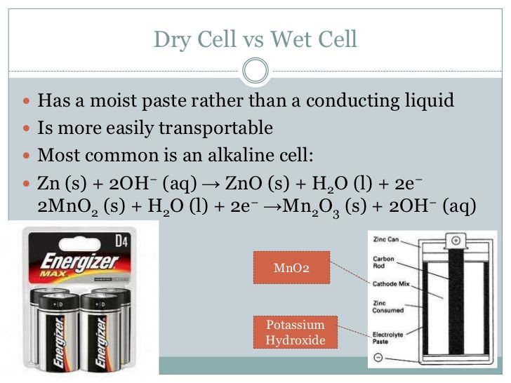 How To Recondition A Wet Cell Battery Cell Wet Dead Battery