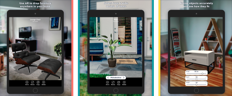 Try Out These Augmented Reality Home Decorating Apps