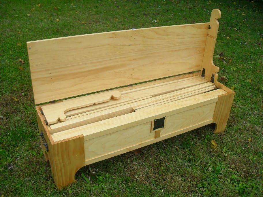 Box Bed Box Bed Wooden Bed Frames Diy Bed