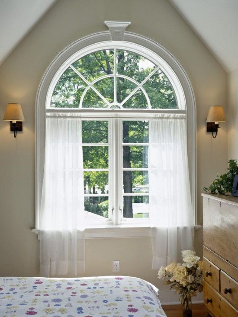 Latest Arched Window Treatments Ideas Best Ideas About Arch Window