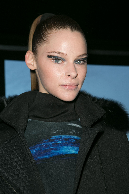 Re-pin if you love the final look. SACHIN & BABI Fall '13- Bobbi Brown Cosmetics