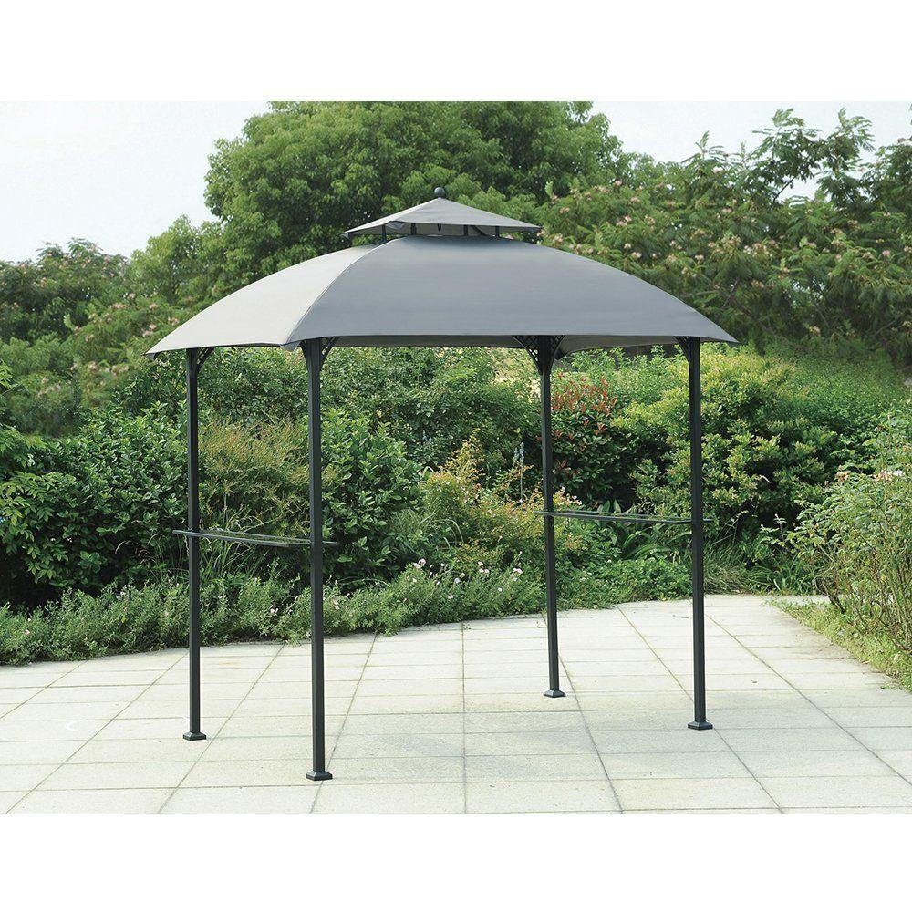 Amazon Com Sunjoy Replacement Canopy Set For Rio Grill Gazebo Garden Outdoor Grill Gazebo Gazebo Gazebo Pergola