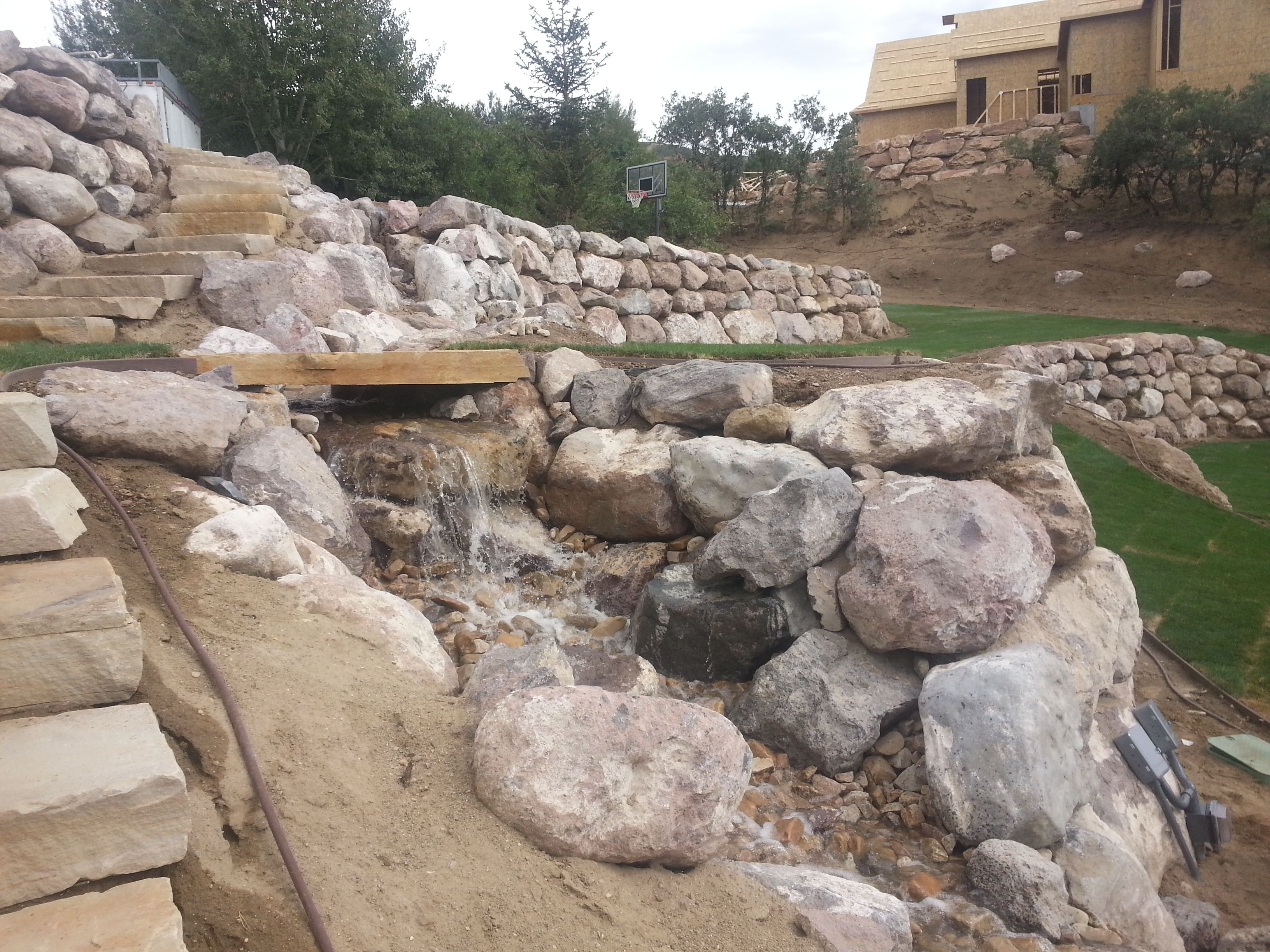 Rocks and Boulders - Google 搜索 | Fire pit backyard, Fire ...