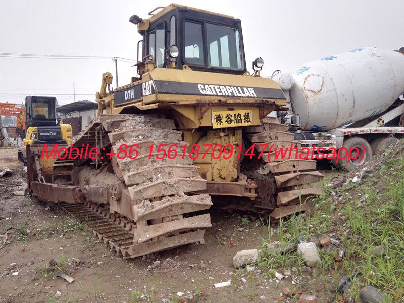 CAT D7H FOR SALE from China | Used CAT Bulldozer For Sale