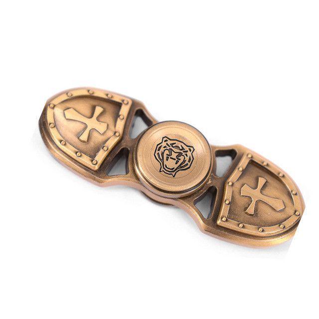 Deluxe Brass Torqbar Fid Spinner Dragon Fid Spinners