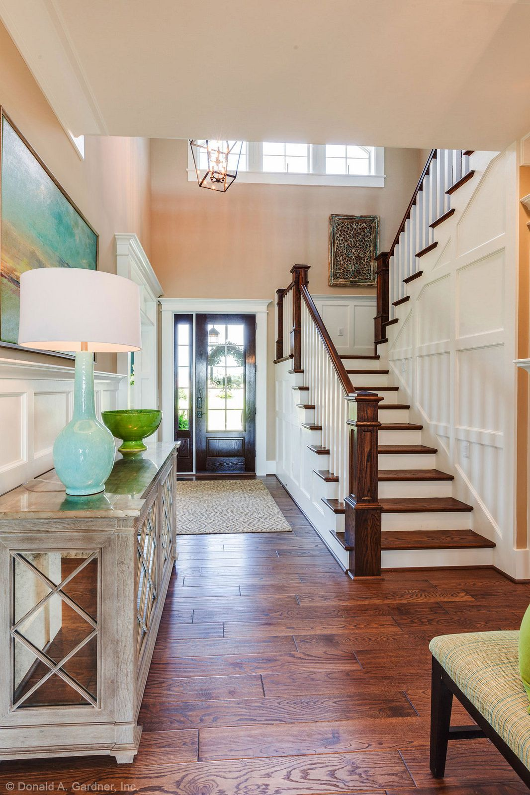 Best Two Story Foyer Of The Rangemoss Plan 1211 Http Www 400 x 300
