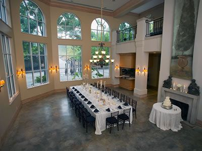 The Gardens Cafe Birmingham Weddings Central Alabama Wedding Venues Alabama Wedding Venues Birmingham Wedding Birmingham Wedding Venues