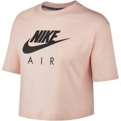 Photo of Nike Damen T-Shirt Air, Größe M In Echo Pink, Größe M In Echo Pink Nike