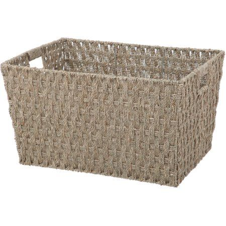 Home Large Baskets Basket Decorative Storage Baskets