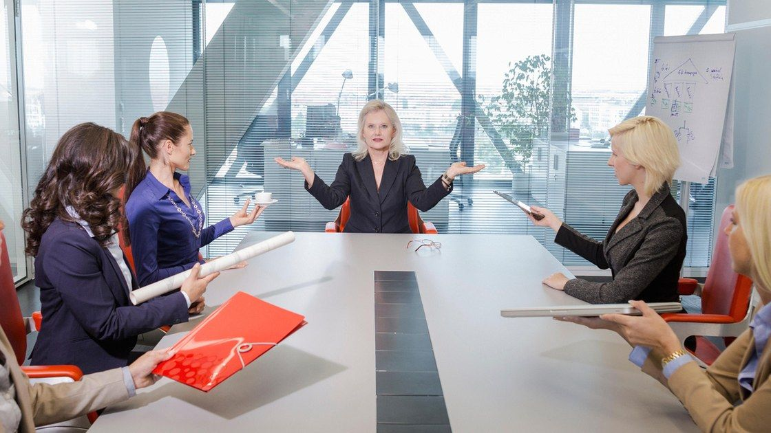 Examples of toxic femininity in the workplace workplace