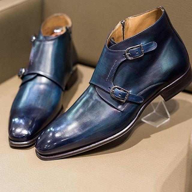 Handmade shoes, Dress shoes