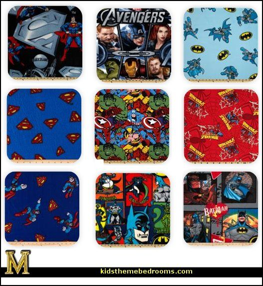 Create A Fun Superhero Theme Bedroom Itu0027s The Mighty Avengers To The Rescue  To Save The Earth!