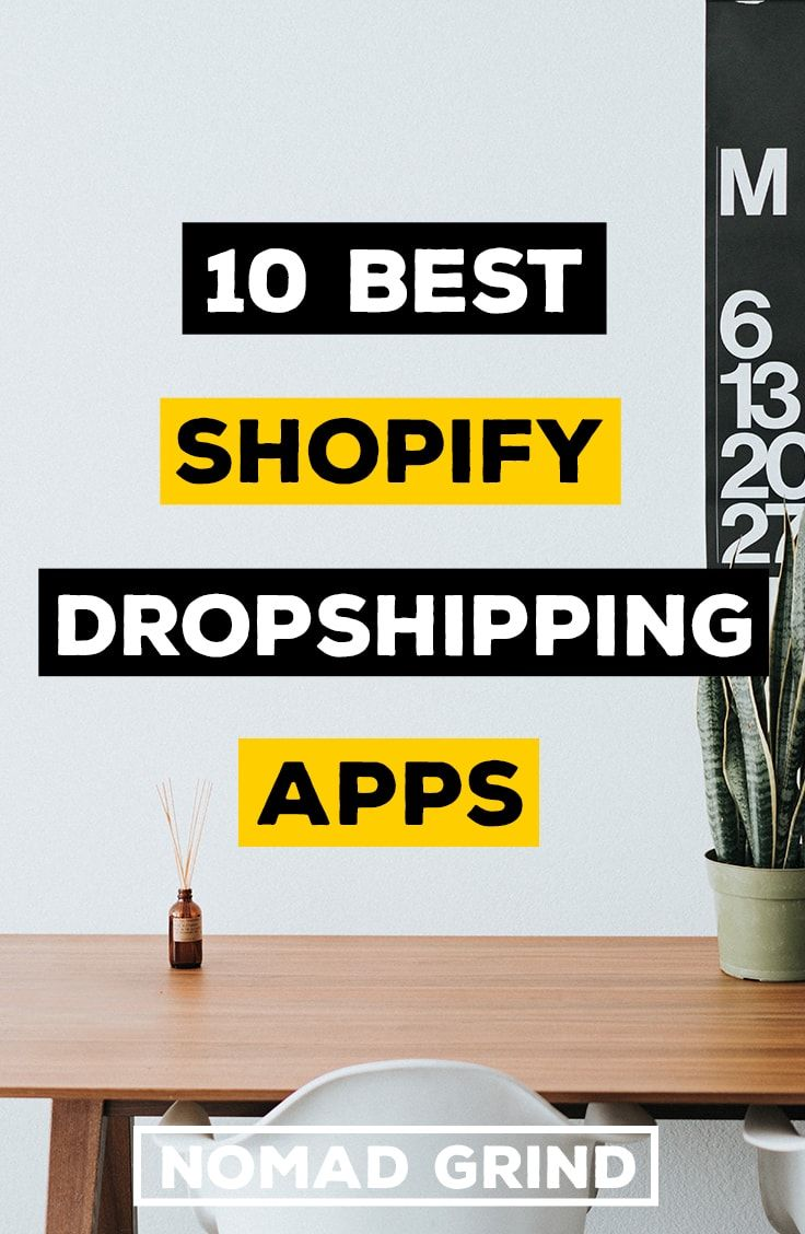 Best Shopify Apps For Dropshipping 2019 Shopify apps