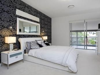 Bedroom Ideas with Feature Wall