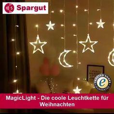 MagicLight – Die coole Leuchtkette für Weihnachten