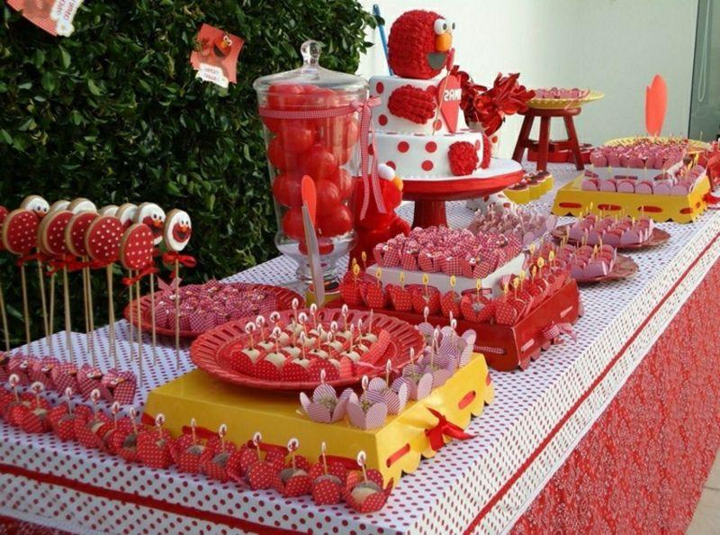 Kindergeburtstag Deko Basteln Ideen Und Inspirationen