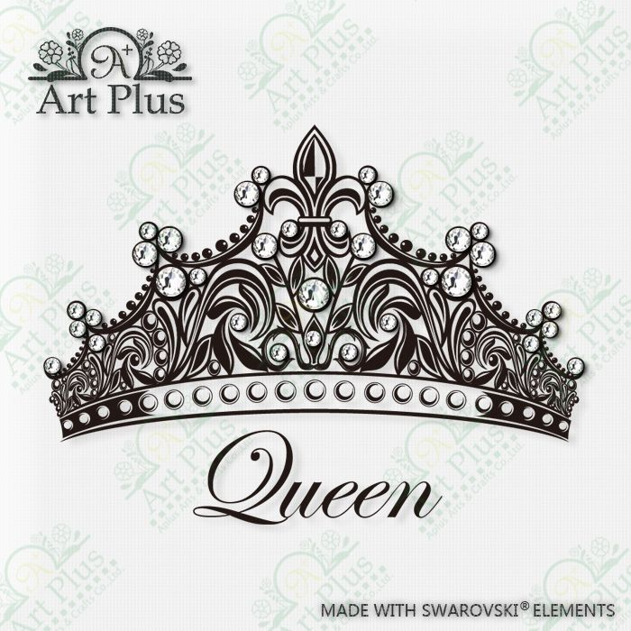crown tattoos | You need to enable Javascript. | Tattoos ... Queen Crown Design