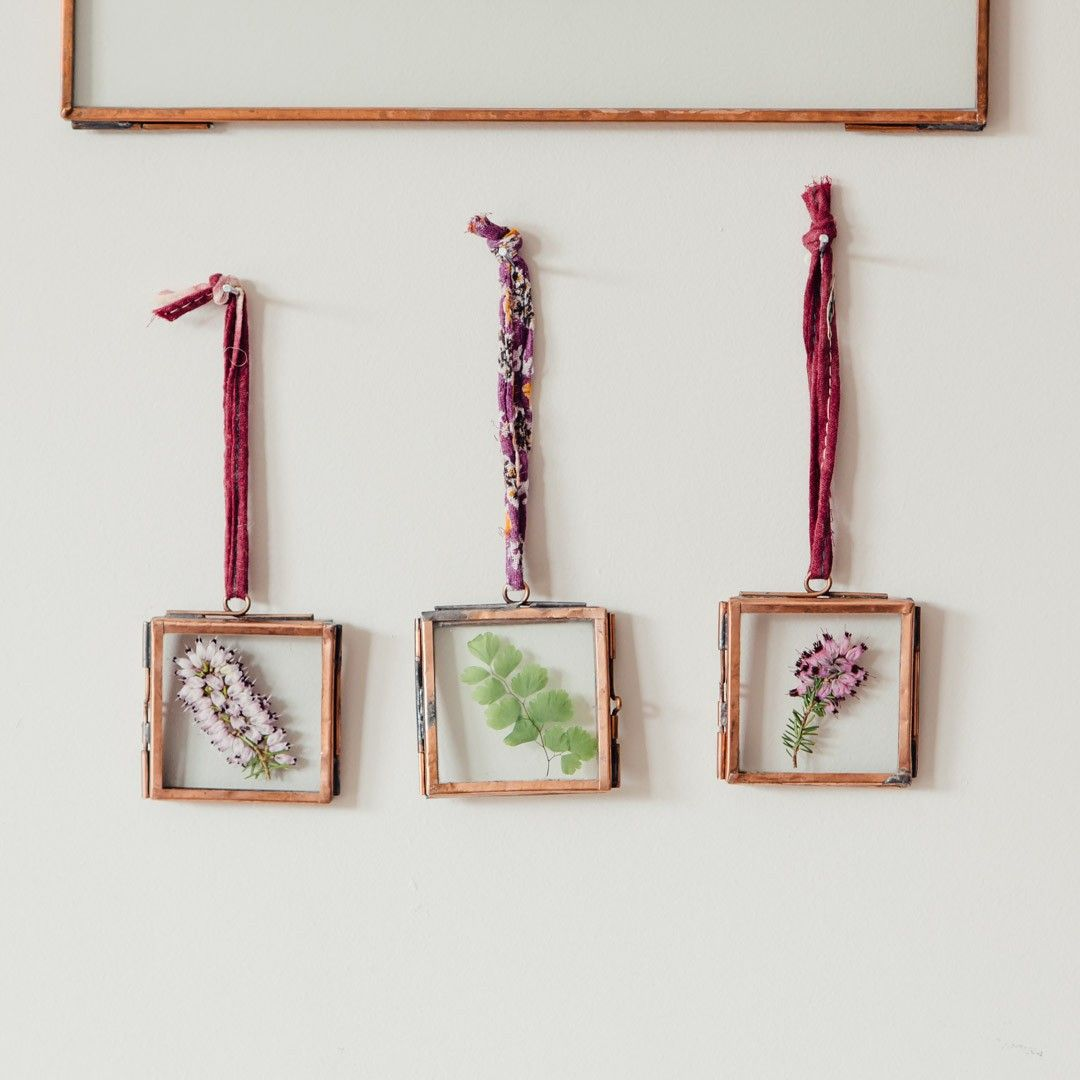 Tiny Copper Frames | Copper frame, Hardware and Contemporary