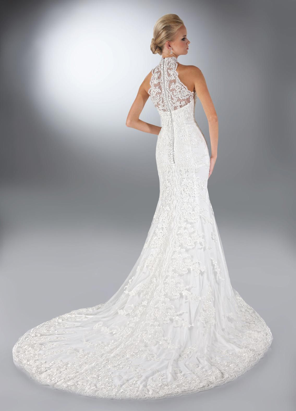 Front view of style pinterest ivory white